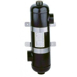 Tepelný výměník OVB 130 38kW do cca 40 m3 vody v bazénu.