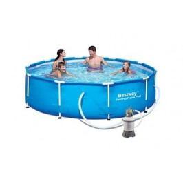Bazén Bestway s konstrukcí 3,66 x 1,00 m písková filtrace 2m3/hod