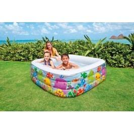 INTEX 57471 bazén Akvárium hranatý