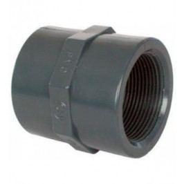 "Vágnerpool PVC tvarovka - Mufna 1 1/2"" int."
