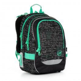 Školní batoh Topgal CHI 866 A - Black