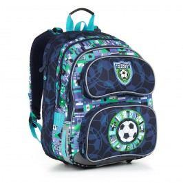 Školní batoh pro prvňáčky Topgal CHI 884 D - Blue