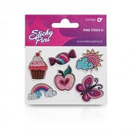 Sticky Pins Topgal PINS 17004 G