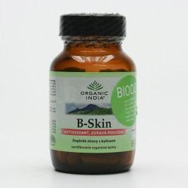 Organic India B-skin, kapsle 60 ks