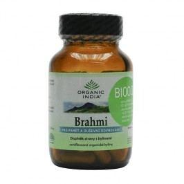 Organic India Brahmi, kapsle 60 ks