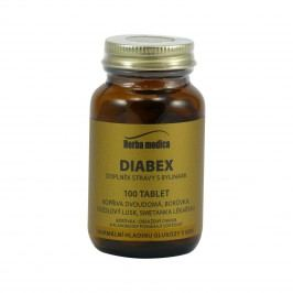 Herba Medica Diabex 100 tablet, 50 g