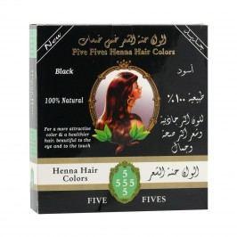 Five Fives Henna Lamda černá 100 g