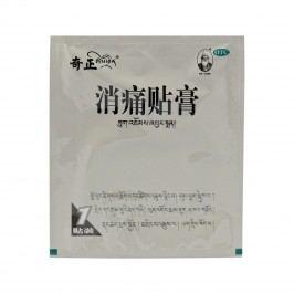 Bylinná náplast na bolesti, tibetská 1 ks