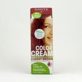 SANTE Krémová barva na vlasy třešňově hnědá 150 ml