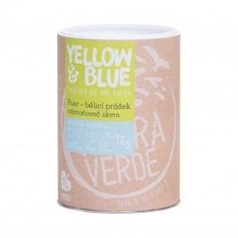 Yellow and Blue Bělicí prášek Puer 1 kg dóza