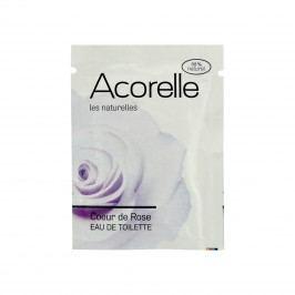 Acorelle Toaletní voda Růže 3 ml vonný kapesník