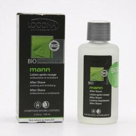 Logona Voda po holení ginkgo a coffein, Log Mann 100 ml