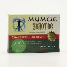 TML Zlaté mumio altajské čisté 60 tablet