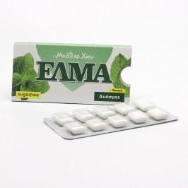Chios GMGA Žvýkačky s mastichou Elma Spearmint 10 ks, 14 g