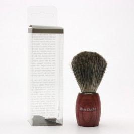 Redecker Přírodní štětka na holení tmavá 9,5 cm
