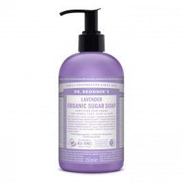 Dr. Bronner's Tekuté mýdlo na tělo i vlasy Sugar-Shikakai, Lavender 355 ml