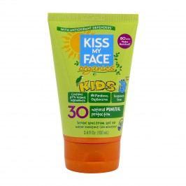 Kiss My Face Corp. Opalovací mléko SPF 30 pro děti 100 ml