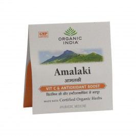 Organic India Amalaki, kapsle 4 ks