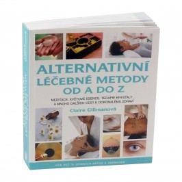 Alternativní léčebné metody od A do Z, Claire Gillmanová 398 stran