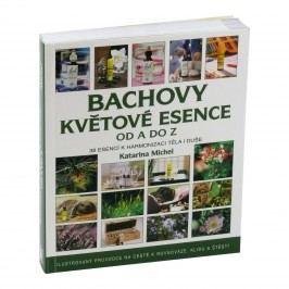 Bachovy květové esence od A do Z, Katarina Michel 319 stran