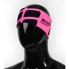 Cep Čelenka Cep růžová fluo L/XL obvod hlavy 57 – 63 cm