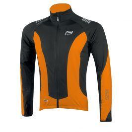 Force dlouhý rukáv X68 /dres unisex černo-oranžová