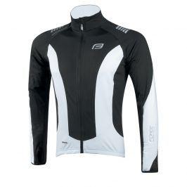 Force bunda/dres dlouhý rukáv X68, černo-bílá