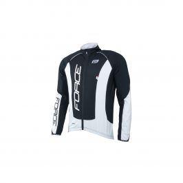 Force bunda dres dlouhý rukáv X68 PRO černo-bílá