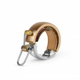Knog Zvonek Oi Bell Luxe Oi Luxe velký / large Brass