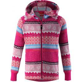 Reima Fleece sweater Northern Raspberry pink