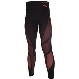 Brubeck Pánské kalhoty Dry s dlouhými nohavicemi Black-Red