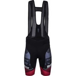 Santini kraťasy Interactive Bib 3.0 Shorts Mig Red / XL