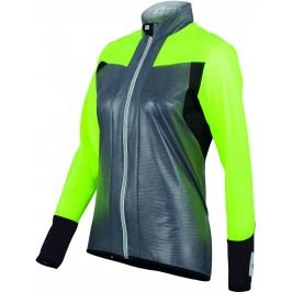 Santini Velo Wind Jacket black/neo / M