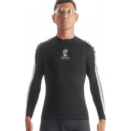 Assos LS.skinFoil_earlyWinter_S7 Block Black 0