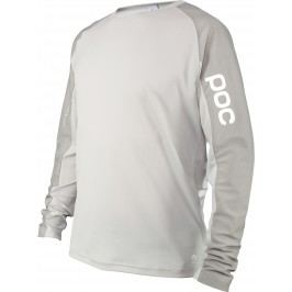 Poc triko Resistance Strong Jersey Amine Grey l