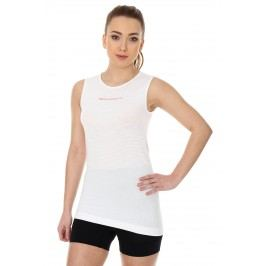 Brubeck Base Layer sleeve white L