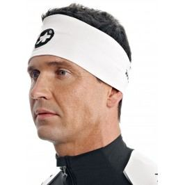 Assos čelenka Intermediate headband_S7 White Panther II