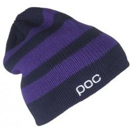 Poc Čepice Sg6409 Striped Beanie.Dubnium Blue/Neon Purple One Size