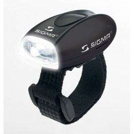 Sigma přední světlo Micro černá / přední světlo Led-bílá