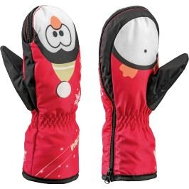 Leki Little Paco Mitt red 3.0