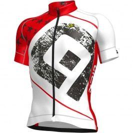 Alé Letní cyklistický dres pánský Graphics Prr Star- L