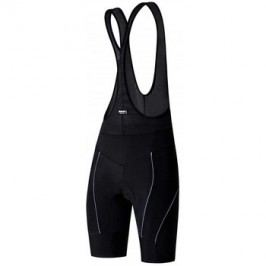 Santini dámské kalhoty Rea 2.0 Mono Bib Gel black S