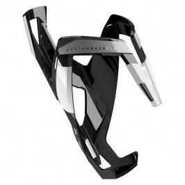Elite košík Custom Race Plus matný černý/bílý