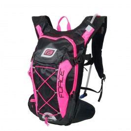 Force batoh  Aron Pro Plus 10L+2L rez.černo-růžový