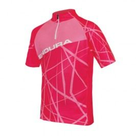 Endura Kids Hummvee Ray Jersey: Pink 9-10yrs