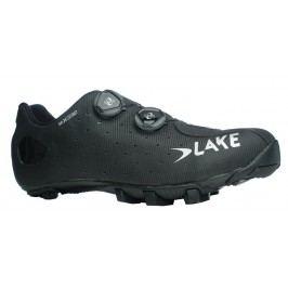 Lake  Mx332 černo/stříbrné vel.44