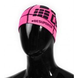 Cep Čepice Cep růžová fluo S/M obvod hlavy 51 – 56 cm