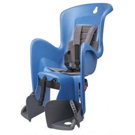 Polisport Dětská sedačka Bilby na nosič modro-šedá