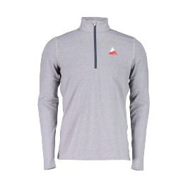 Maloja tričko dl. rukáv GlasgowM. grey melange M