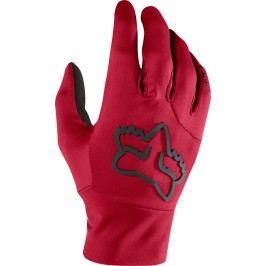 Fox Attack Water Glove Dark Red M